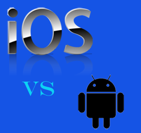 iOS v Android